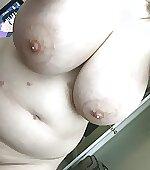 Milky nip nips oc