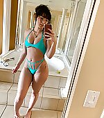 Soft serve bikini