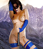 Lust boudoir by