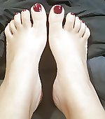 Oc my feet what