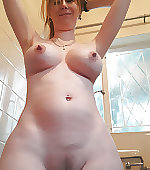 Naked wed
