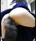 Morose kitty