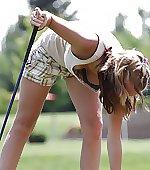 fun golfing
